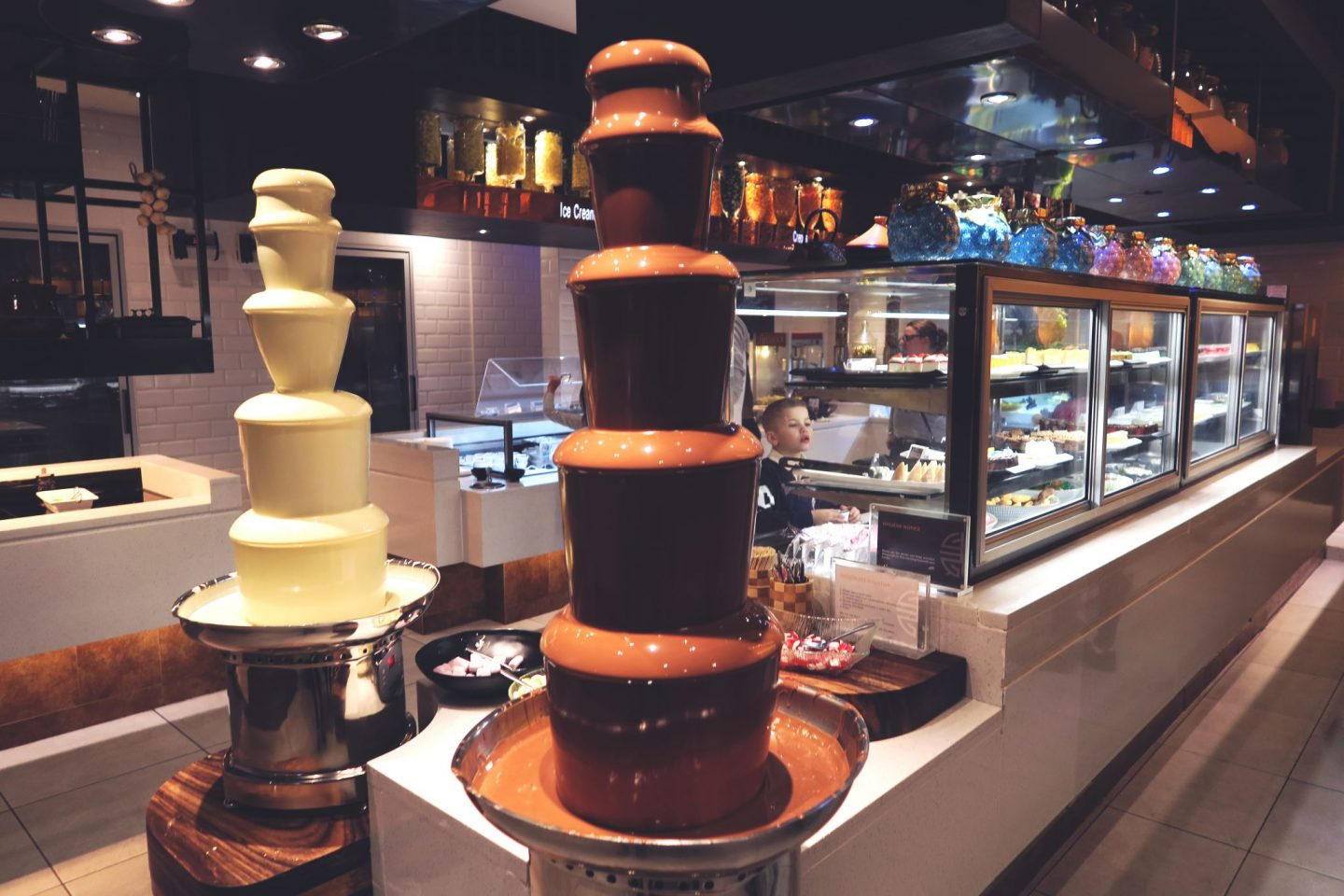 Cosmo Chocolate Fountain