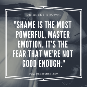 shame quote brene brown