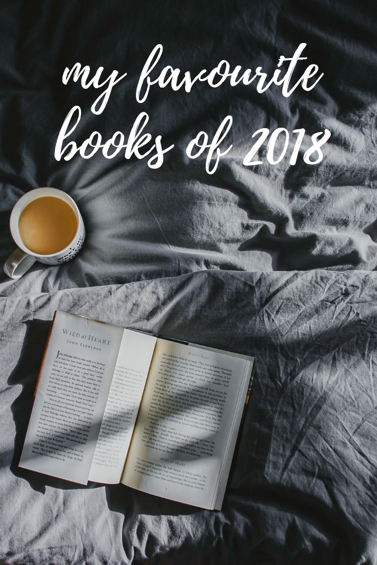 my favourite books of 2018