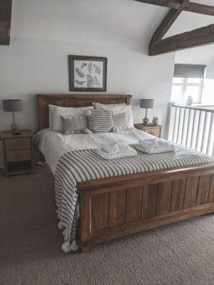 fords croft cottages bedroom