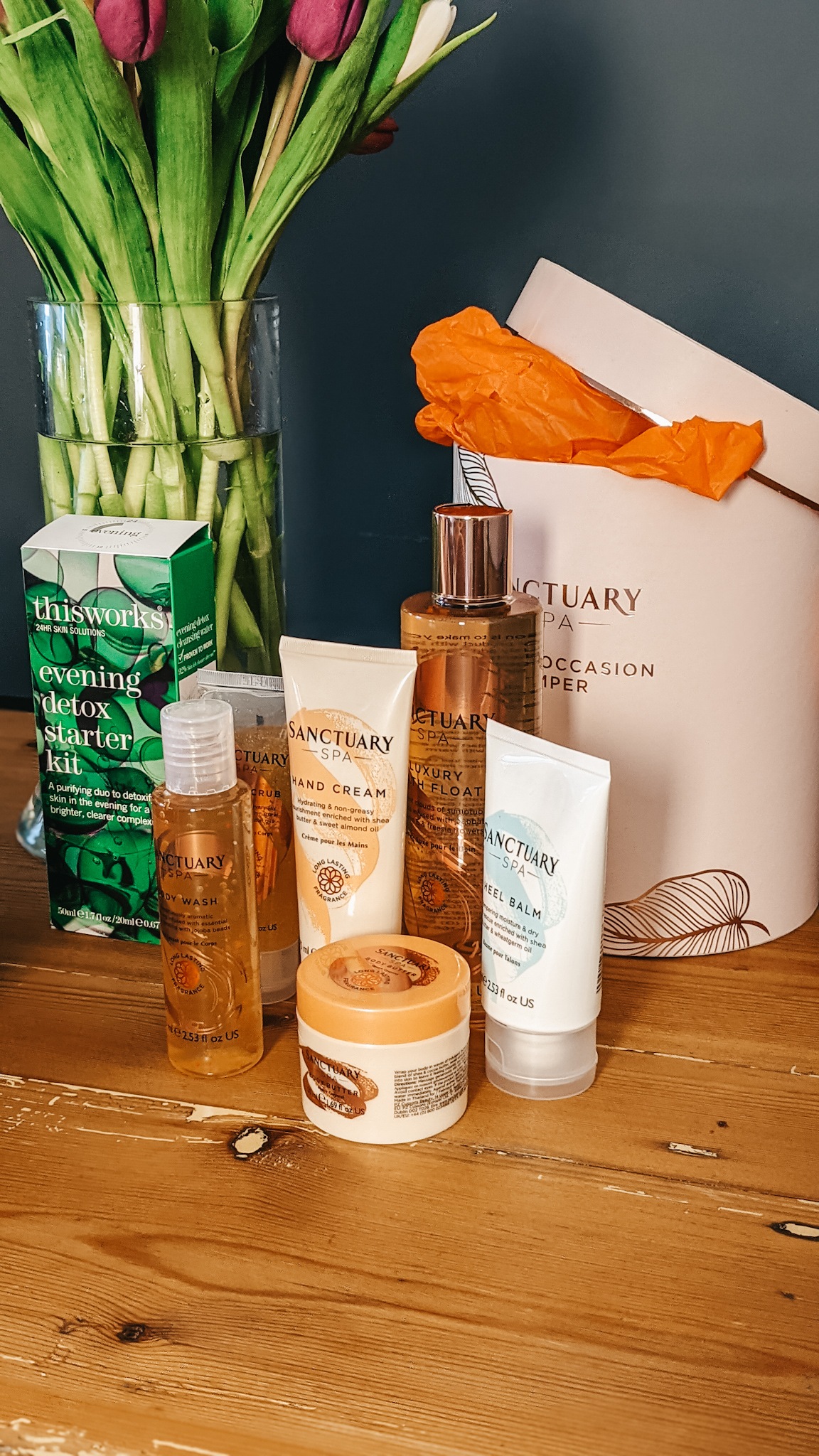 sanctuary spa mother's day gifts
